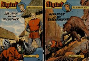 Sigurd Nr. 32 (Z 2-) = € 55,-