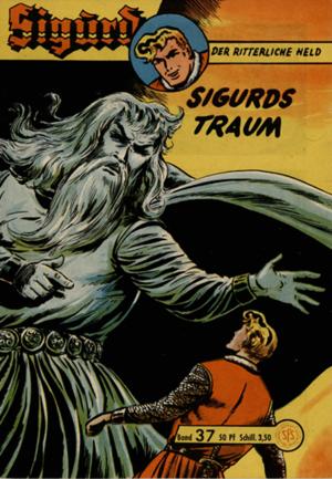 Sigurd Nr. 37  (Z 1) = € 165,-