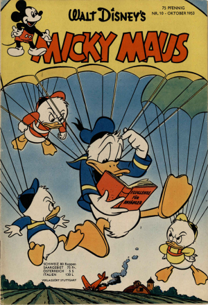 Micky Maus Nr. 10