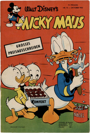 1955/10   (1-) =  € 120,-