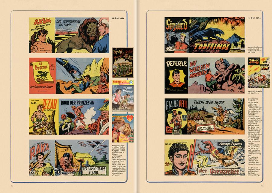 Comicselection Neuerscheinungen