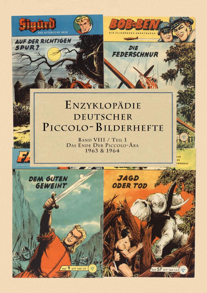 Comicselection - C. Kuhlewind ist der Verlag für Band 4 der Piccolo ...