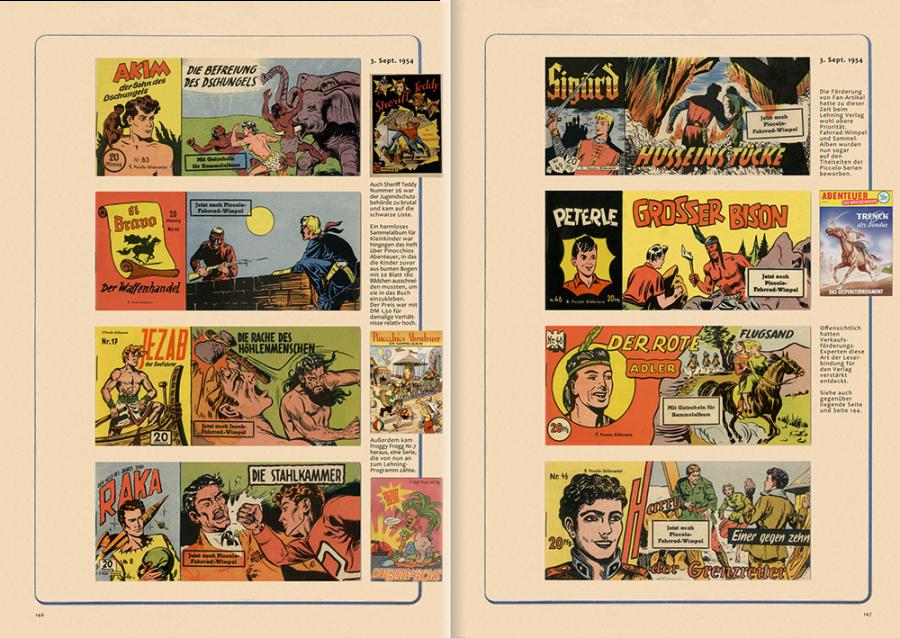 Neuerscheinungen Comicselection